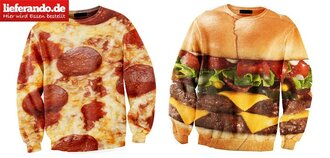 sweater food pizza