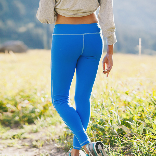 Go long Legging, Cobalt