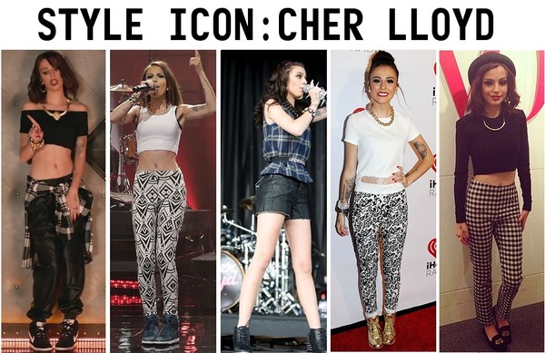 pants cher lloyd