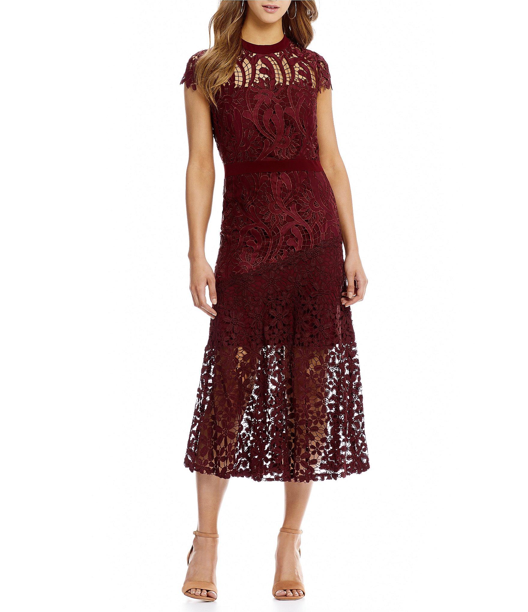 4816a7a6f8d Antonio Melani Macie Lace Dress