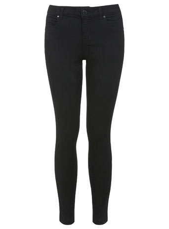 Black Ultra Soft Jean - Super Skinny Jeans - Jeans & Denim  - Clothing - Miss Selfridge