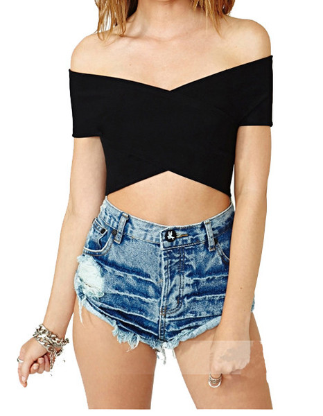 Wendi Bandeau Crop Top | Outfit Made