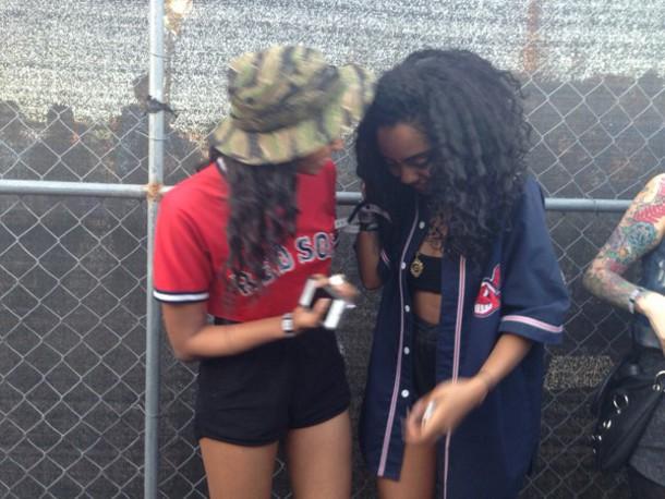jacket baseball jersey baseball tee red dope hat shorts