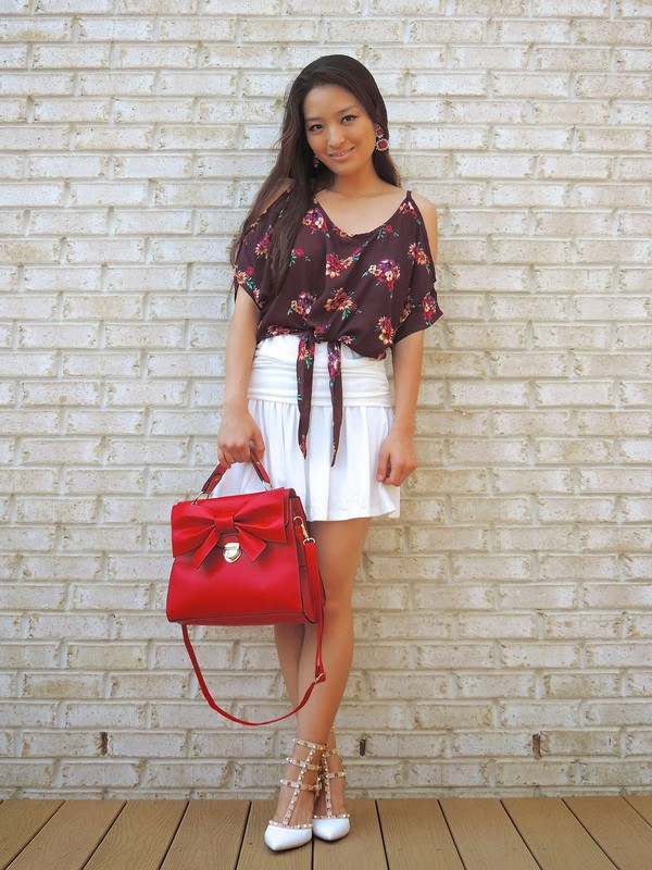 sensible stylista blogger top jewels bag