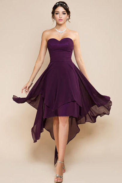 Purple Bridesmaid Dress | Dress Purple Bridesmaid Dresses Short Bridesmaid Dresses