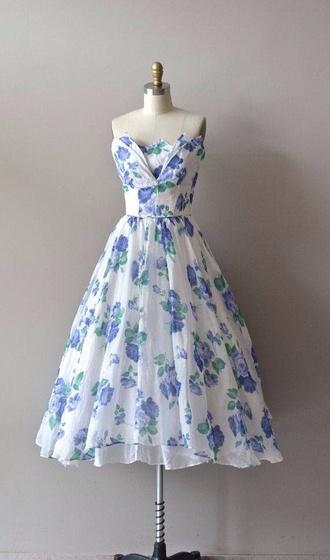dress floral floral dress vintage old school vintage clothes grunge soft grunge pastel goth girly grunge 90s style retro retro dress flower dress flow