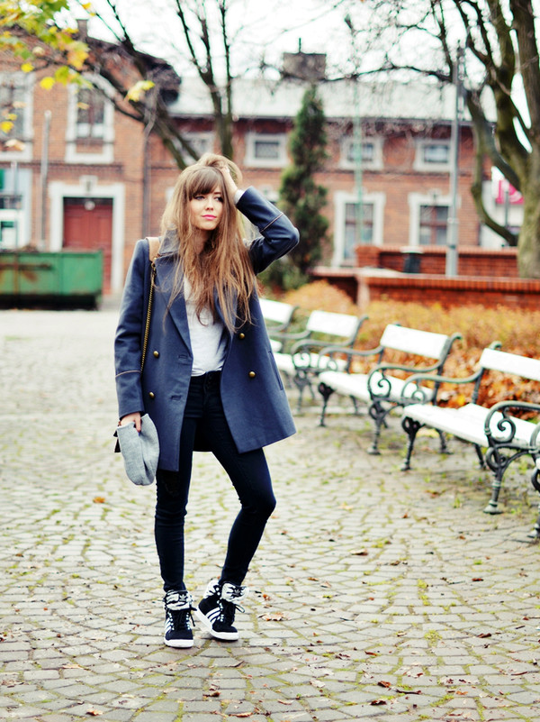 jestem kasia coat pants hat shoes