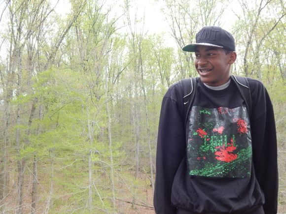 sweater crewneck trill flowers leaves nature woods snapback leopard dope backpack