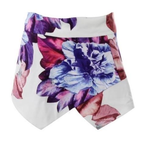 Lotus envelope skirt