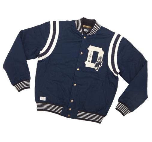 10Deep | Tops | Division Baseball Jacket