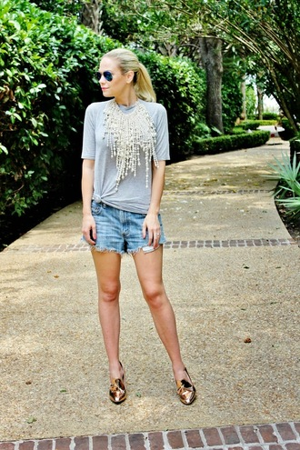b soup jewels sunglasses t-shirt shorts shoes dress