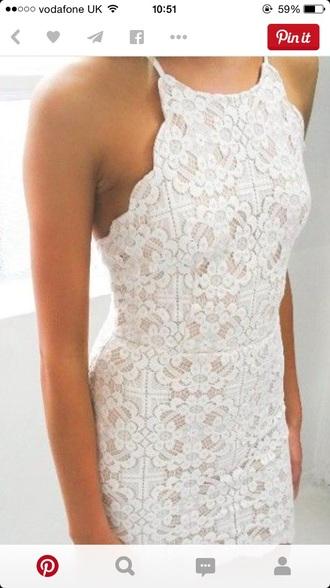 dress white dress lace dress white lace dress party dress short party dresses sexy party dresses