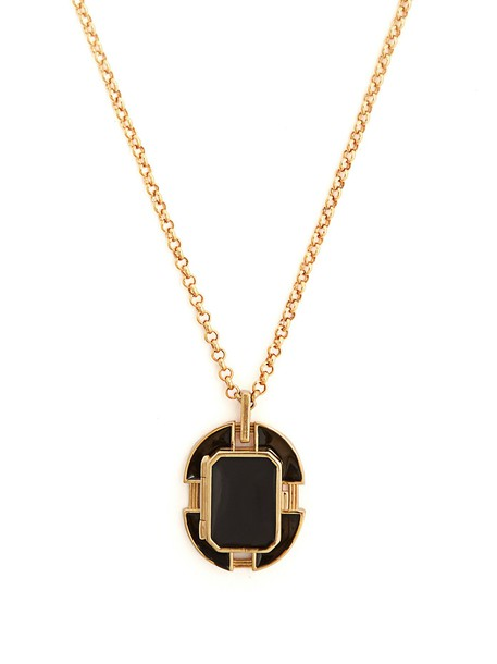 CERCLE AMEDEE necklace black jewels
