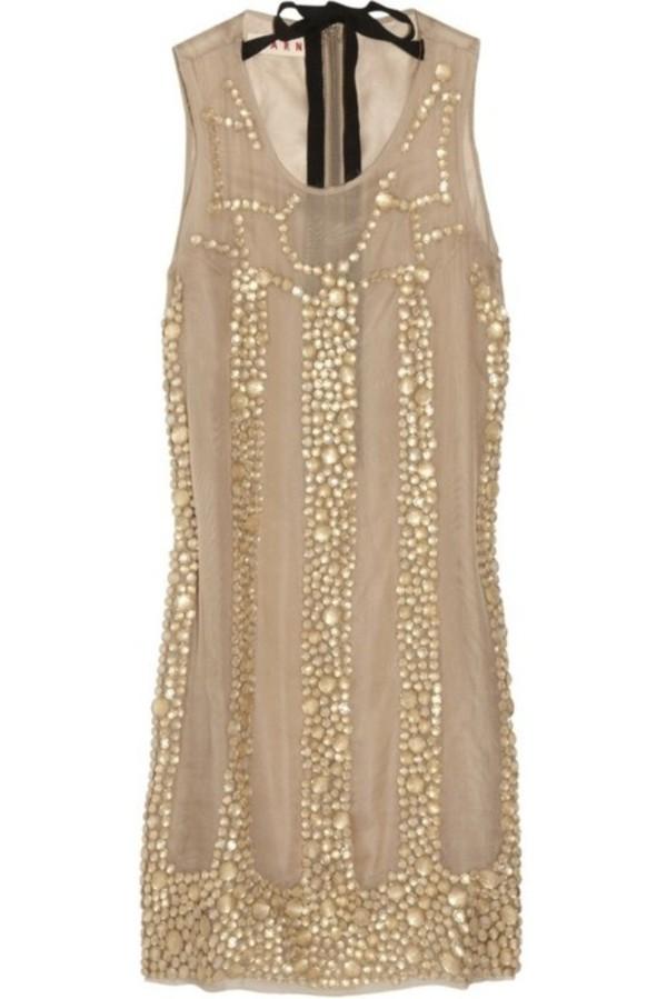 dress shift dress sequin dress nude dress