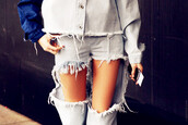 jeans,hip-hop jeans,ripped jeans,baggy,denim,distressed fabric