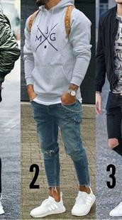 sweater,grey,hoodie,jmg,lmg,menswear,black,sweater weater