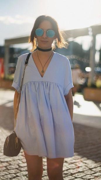 0b1b6d714402 dress summer dress summer festival coachella lolla t-shirt dress flowy  flowy dress spring summer
