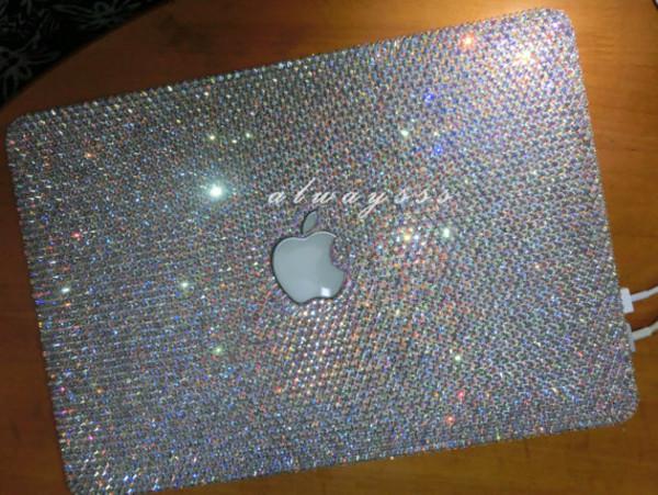 more photos cdb37 e590e 10% off PRO 13 W/Retina macbook case crystal ab handmade bling ...