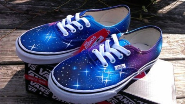 galaxy vans shoes for sale uk