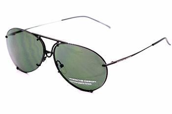 Joylot.com porsche design p8433 sunglasses p'8433 matte black d frame 531234260