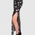 Malibu Daisy Maxi Skirt