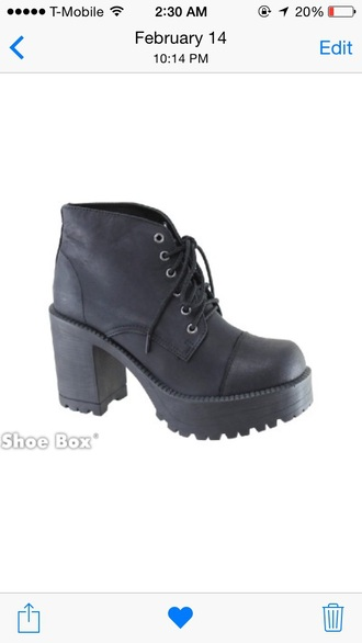 shoes black boots boots with heels