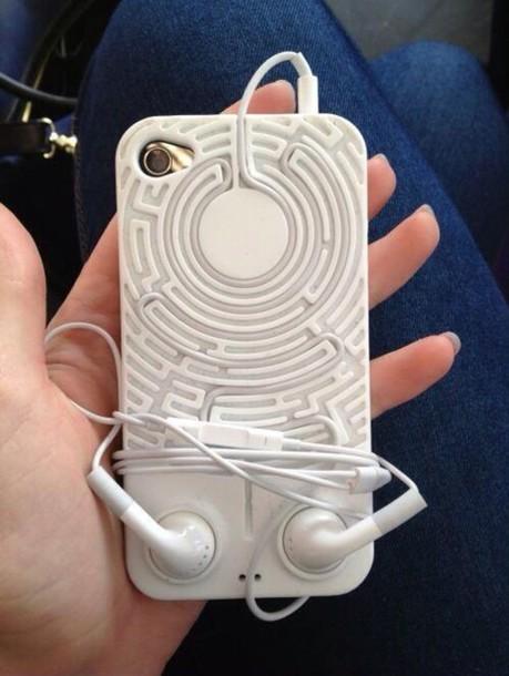 earphones iphone case
