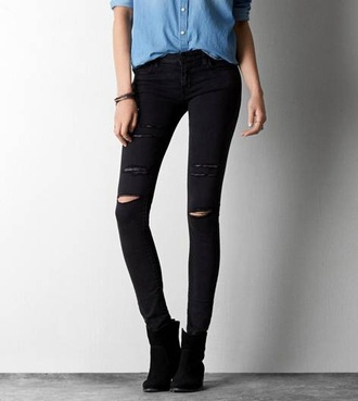leggings black jeans black high waisted pants black pants black leggings ripped ripped jeans ripped leggings black ripped jeans