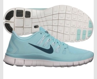 shoes blue shoes nike running shoes nike free run nike womens shoes roshe runs nike womens nike