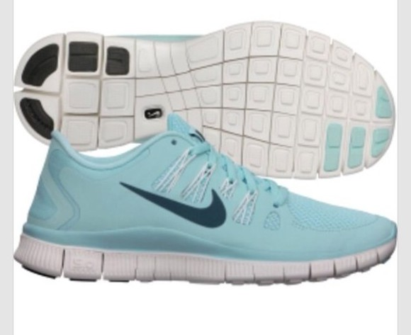 shoes blue shoes nike running shoes nike free run nike womens shoes roshe runs nike womens nikes