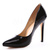 Pointed Toe Patent Leather Woman's Pumps