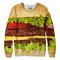 Burger sweatshirt