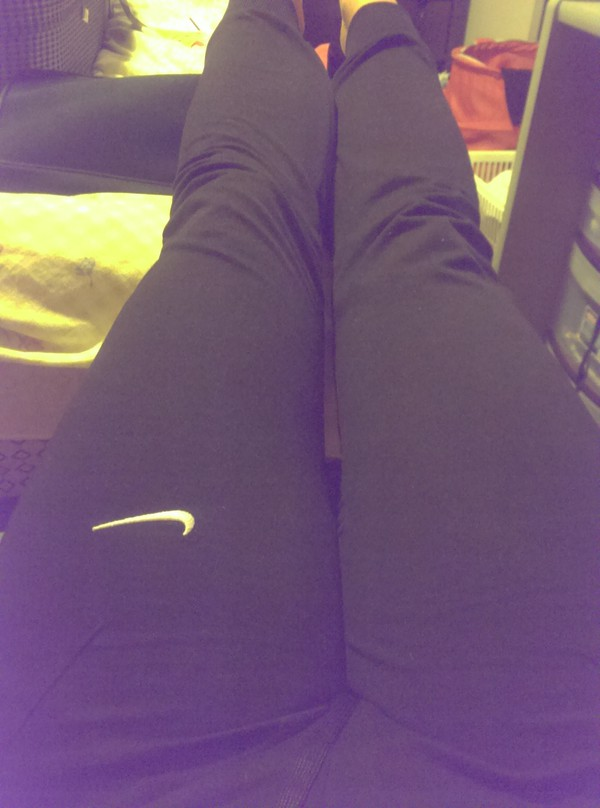 leggings black nikes