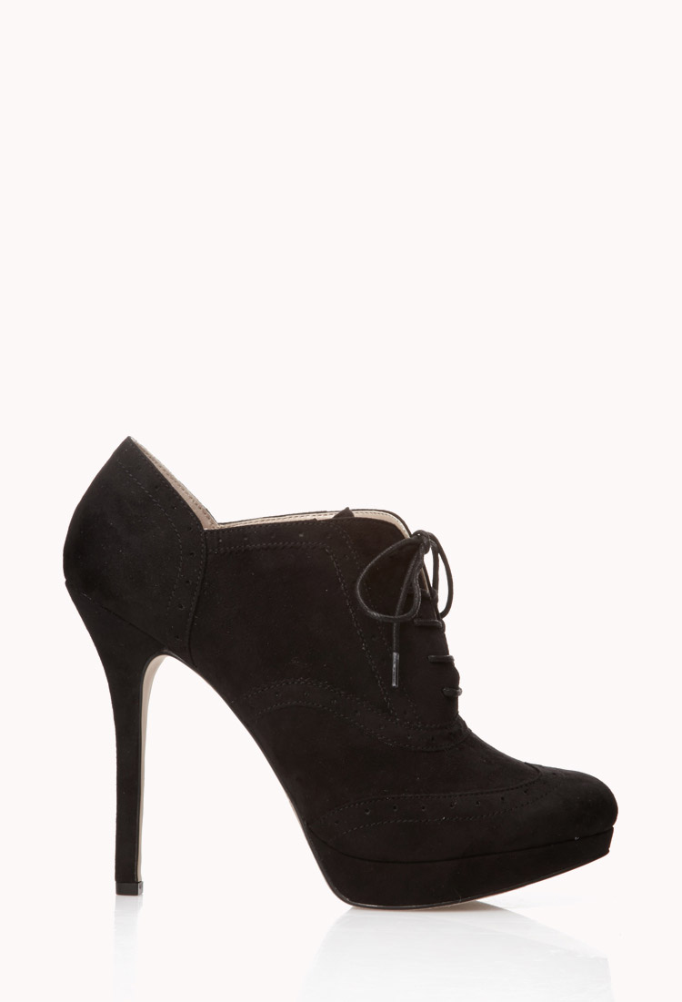 Bottines à Talon Haut | FOREVER21 - 2040495551
