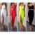 Summer Dress 2014 New Sexy Women Girl Bandage Halter Sleeveless Beach Nightclub Clubwear Club Party Cocktail Dressess with Belt-in Apparel & Accessories on Aliexpress.com