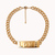 Love Bar ID Necklace | FOREVER21 - 1002246434
