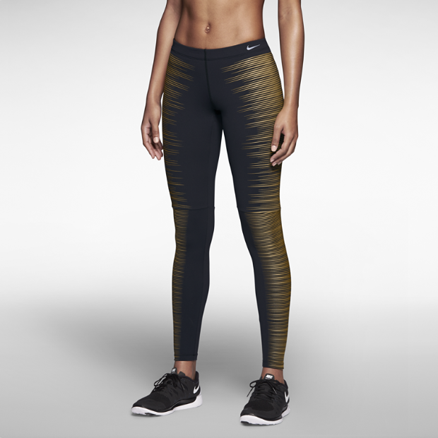 The Nike Flash Women's Running Tights.