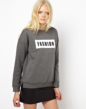 Just Female | Sudadera Fashion de Just Female en ASOS
