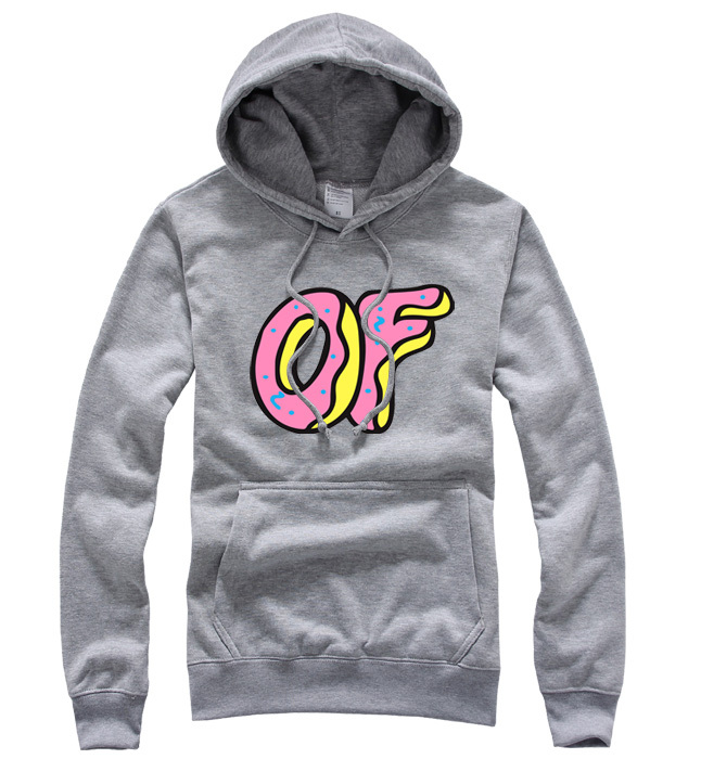 Online Stock Free Shipping Brand Odd Future Hot Selling Winter&Autumn Men's Fashion Brand Hoodies Sweatshirts With Gray Color-in Hoodies & Sweatshirts from Apparel & Accessories on Aliexpress.com