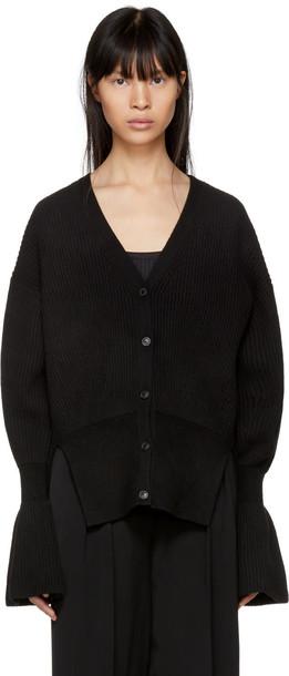 Alexander Wang cardigan cardigan black sweater