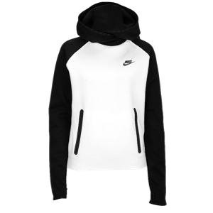 Nike Tech Fleece Funnel PO Hoodie - Women's at Lady Foot Locker