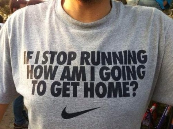t-shirt grey t-shirt nike nike t shirt running gym gym clothes fitness motivation running clothes shirt nike running nike free 5.0 sportswear workout beautiful black text girly tumblr tumblr girl follow my tumblr fashion grey