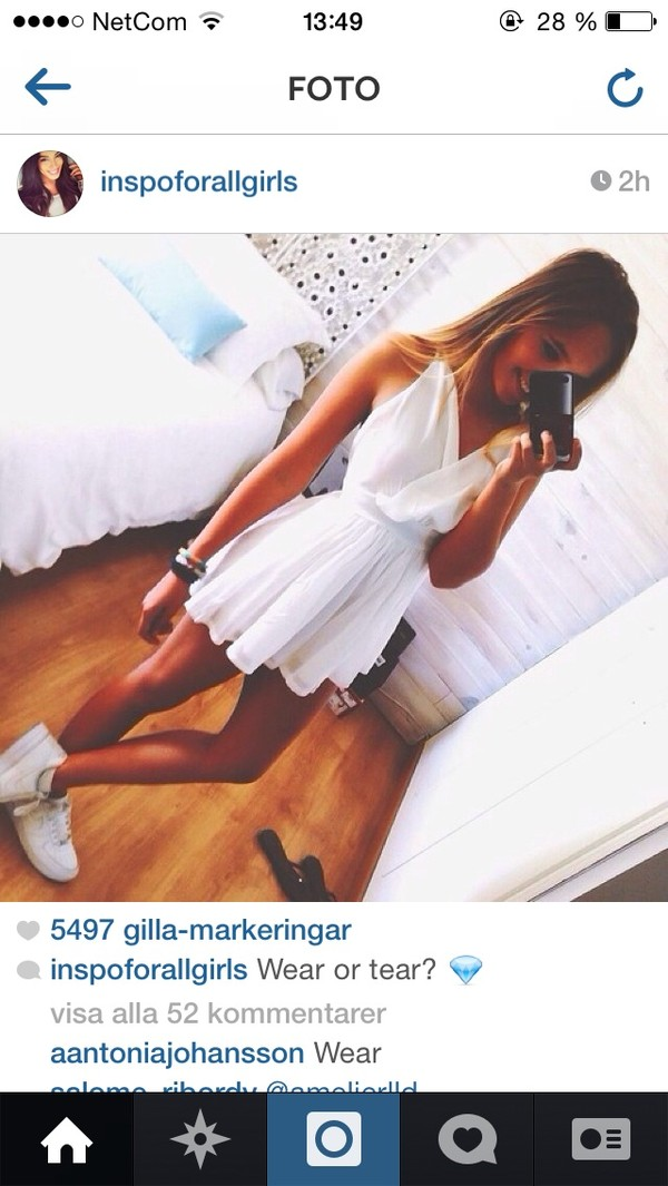 dress white girl beautiful summer white dress rosy style summer dress