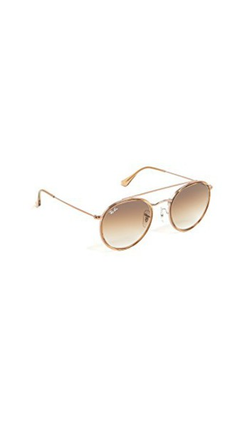 Ray-Ban sunglasses light brown