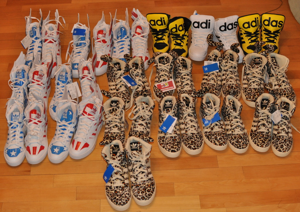 Jeremy Scott Adidas Wings Ebay