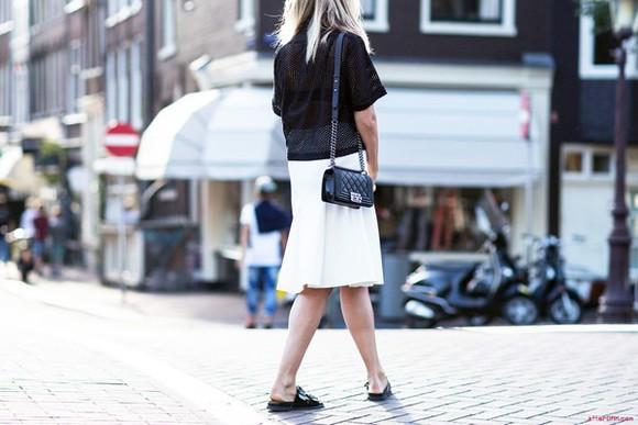 after drk shoes bag skirt