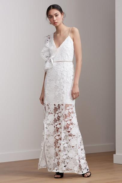 Keepsake gown dress