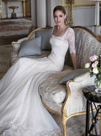 dress wedding dress lace wedding dresses a-line wedding dresses