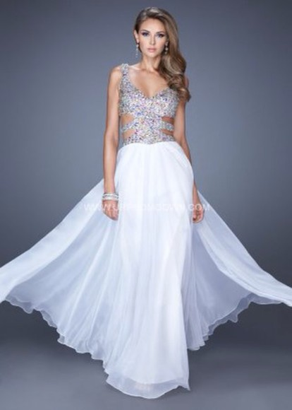 silk dress nice
