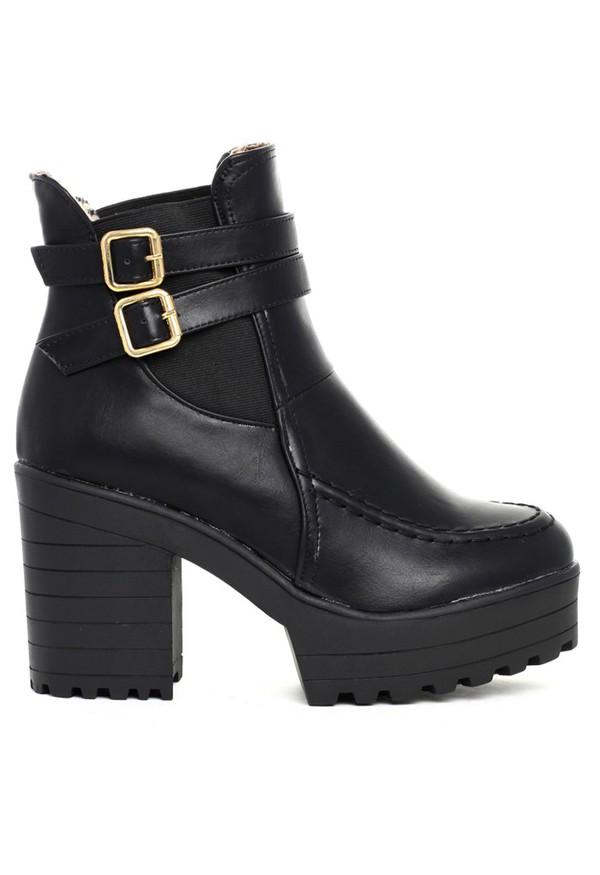 chicwish platform boots